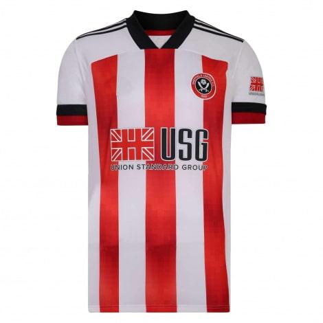 Домашняя игровая футболка Шеффилд Юнайтед 2020-2021