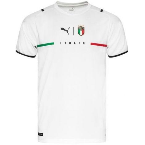 Детская Четвертая футболка сборной Италии Иммобиле Флоренци на Чемпионат Европы 2020