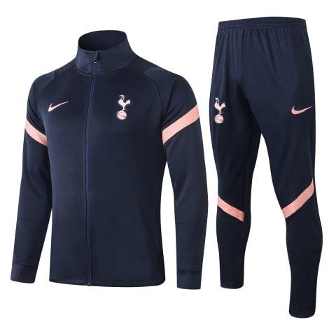 Сине-розовый спортинвый костюм Тоттенхэма 2021-2022
