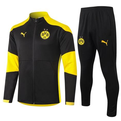 Черно-желтый костюм Боруссии Дортмунд 2021-2022
