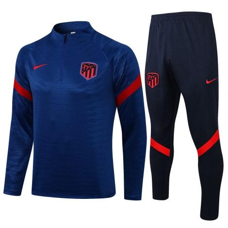 Синий костюм Атлетико Мадрид 2021-2022