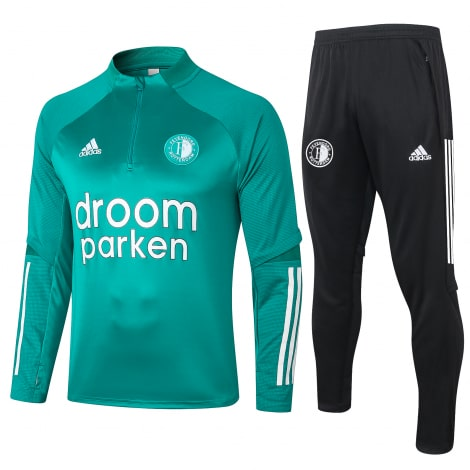Зеленый спортивный костюм Фейеноорда 2021-2022
