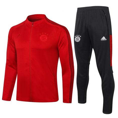 Красный спортивный костюм Бавария 2021-2022