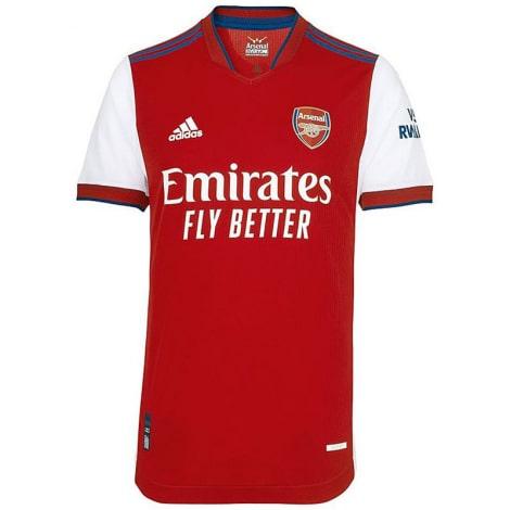 Комплект взрослой домашней формы Арсенала 2021-2022 футболка