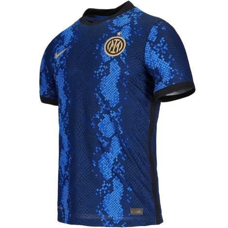 Домашняя игровая футболка Интера 2021-2022