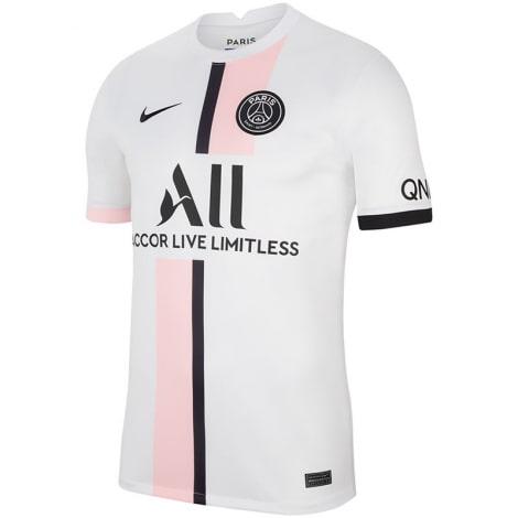 Гостевая игровая футболка ПСЖ 2021-2022