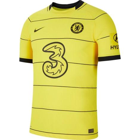 Гостевая игровая футболка Челси 2021-2022