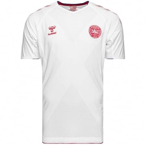 Гостевая футболка сборной Дании на чемпионат мира 2018