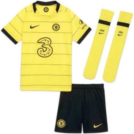 Комплект взрослой гостевой формы Челси 2021-2022