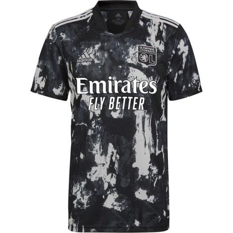 Третья игровая футболка Лион 2021-2022