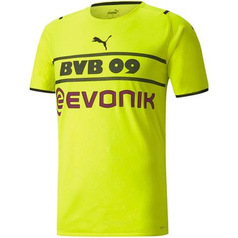 Третья аутентичная футболка Боруссии Дортмунд 2021-2022