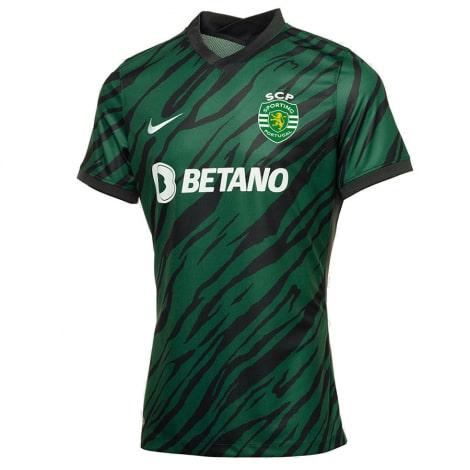 Третья игровая футболка Спортинг 2021-2022
