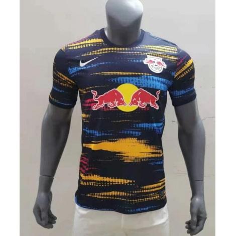 Гостевая игровая футболка РБ Лейпциг 2021-2022