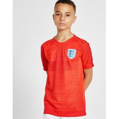 Детская гостевая футбольная форма Англии на ЧМ 2018
