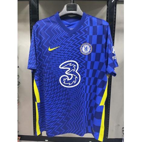 Женская домашняя футболка Челси 2021-2022