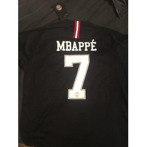 Третья игровая футболка ПСЖ 2018-2019 JORDAN MBAPPE номер 7