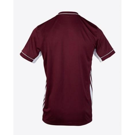 Комплект взрослой третьей формы Лестер Сити 2020-2021 футболка сзади