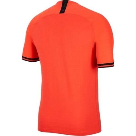 Комплект детской гостевой формы ПСЖ 2019-2020 JORDAN футболка сзади