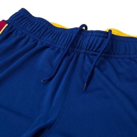 Домашняя футбольная форма Швеции на чемпионат Европы 2020 шорты бренд