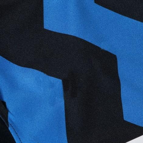 Домашняя игровая футболка Интера Ромелу Лукаку 2020-2021 бренд