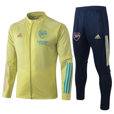 Желтый спортивный костюм Арсенал 2021-2022