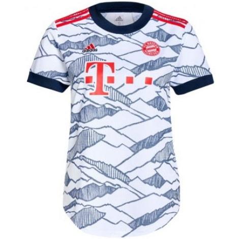 Третья футболка Баварии Роберт Левандовски 2021-2022
