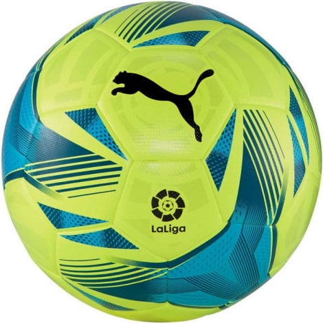 Сине зеленый мяч Ла Лиги по футболу 2021-2022