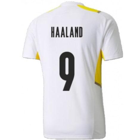 Белая тренировочная футболка Боруссии Д 2021-2022 Холанн