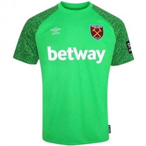 Домашняя вратарская футболка Вест Хэм 2021-2022