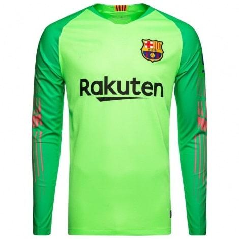Вратарская домашняя футболка Барселоны 2018-2019