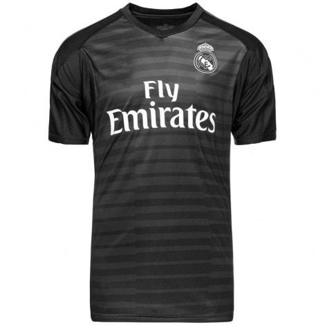 Вратарская гостевая футболка Реал Мадрид 2018-2019