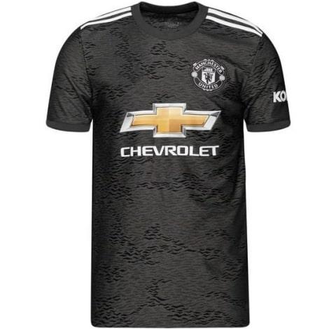 Гостевая игровая футболка Манчестер Юнайтед 2020-2021
