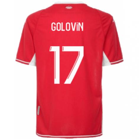 Домашняя игровая футболка Бенфика 2019-2020