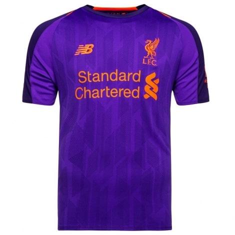 Гостевая игровая футболка Ливерпуля 2018-2019