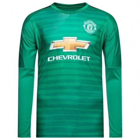 Вратарская домашняя футболка Манчестер Юнайтед 2018-2019