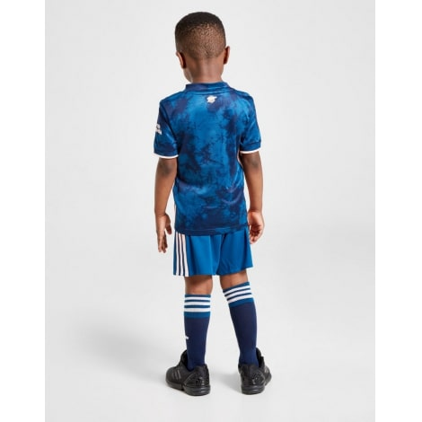 Комплект детской третьей формы Арсенала 2021-2020