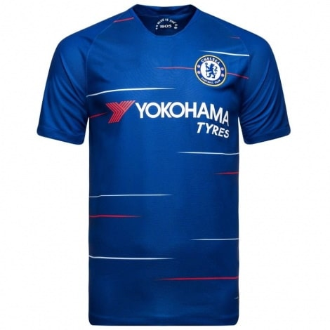 Домашняя игровая футболка Челси 2018-2019