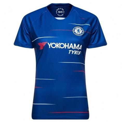 Женская домашняя футболка Челси 2018-2019