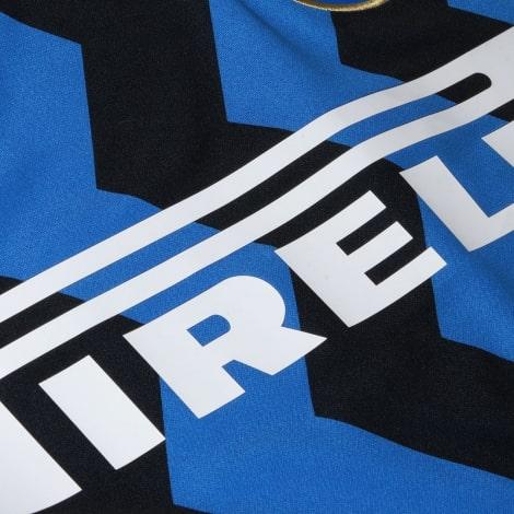 Комплект взрослой домашней формы Интер 2020-2021 футболка титульный спонсор