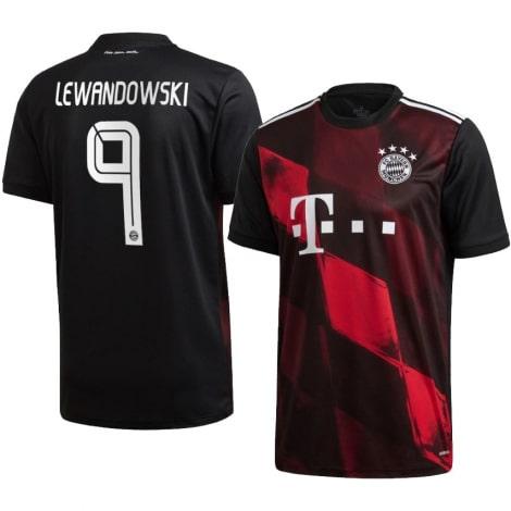 Третья футболка Баварии 2020-2021 Роберт Левандовски