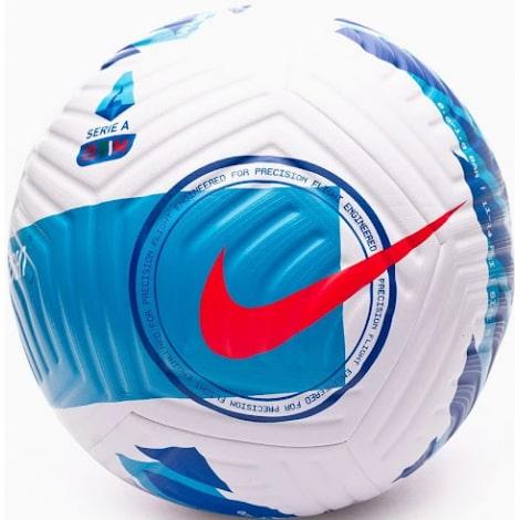Сине белый мяч Серии А по футболу 2021-2022