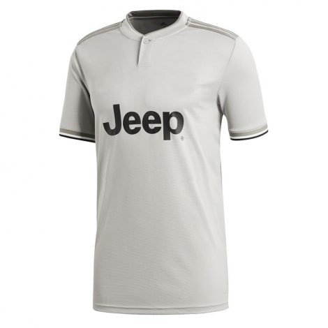 Гостевая игровая футболка Ювентуса 2018-2019