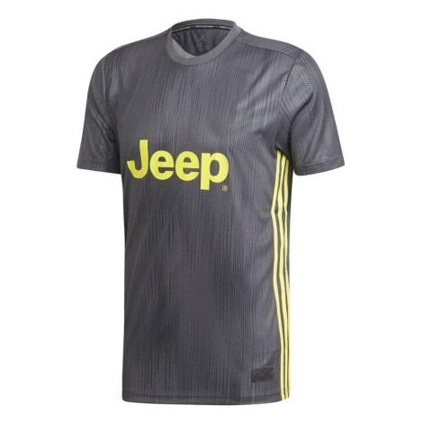 Третья игровая футболка Ювентуса 2018-2019