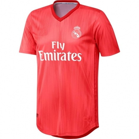 Детская третья футболка формы Реал Мадрид 2018-2019