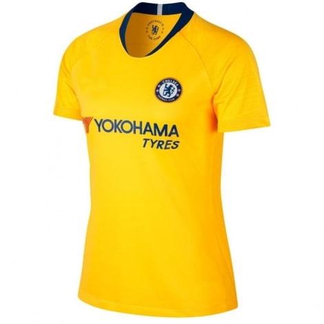 Женская гостевая футболка Челси 2018-2019