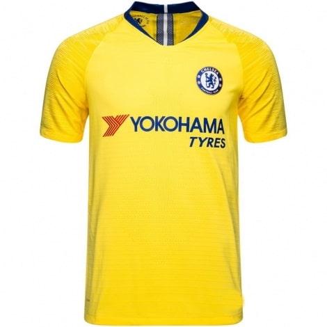 Гостевая игровая футболка Челси 2018-2019