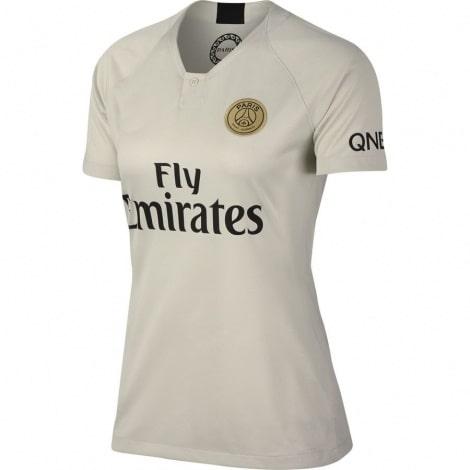 Женская гостевая футболка ПСЖ 2018-2019
