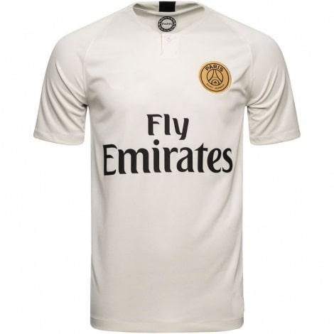 Гостевая игровая футболка ПСЖ 2018-2019