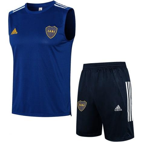 Синяя тренировочная форма Бока Хуниорс 2021-2022