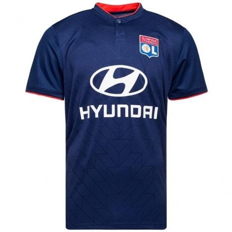Гостевая игровая футболка Лион 2018-2019